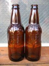 SODA BOTTLE ソーダボトル ポップボトル ガラス瓶 IBC ROOT BEER ルートビア アドバタイジング アンティーク ビンテージ