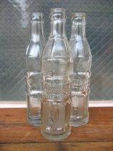 1950'S レア SODA BOTTLE ソーダボトル ポップボトル ガラス瓶 CARROLLTON アドバタイジング アンティーク ビンテージ