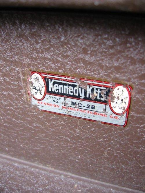 other photographs.3: TOOL CABINET アイアンドロワー 大型 2段 鍵付き 取手付き kennedy kits インダストリアル アンティーク ビンテージ
