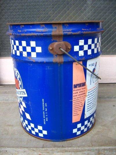 画像5: トラッシュカン おしゃれなゴミ箱に! ティン缶 HILLYARD アンティーク ビンテージ