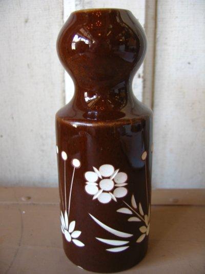 画像2: 花瓶 一輪挿し モダン ミッドセンチュリー フラワーベース 陶器 アンティーク ビンテージ