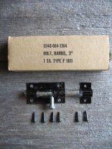 デッドボルト サーフェイスロック 鍵 箱付き デッドストック アンティーク ビンテージ