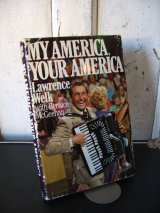 1970's 洋書 MY AMERICA,YOUR AMERICA 1976 古書 アンティーク ビンテージ