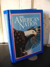 1980's 洋書 THE AMERICAN NATION 1986 1989 古書 アンティーク ビンテージ