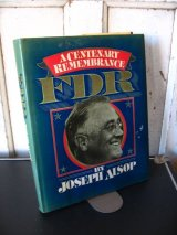 1980's 洋書 FDR A CENTENARY REMEMBRANCE 1982 古書 アンティーク ビンテージ