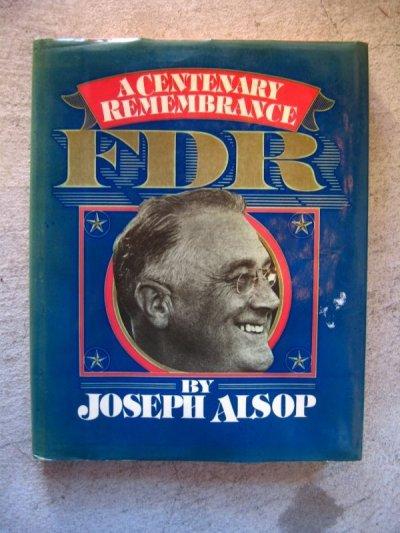 画像2: 1980's 洋書 FDR A CENTENARY REMEMBRANCE 1982 古書 アンティーク ビンテージ