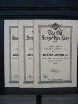 1920'S ピアノ ブックレット song book 楽譜 Kohler & Campbell 1925年 アンティーク ビンテージ