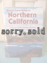 1950's 60's 70's 3rdイシュー 1982年版 洋書 Northern California 旅行 カリフォルニア ガイドブック 雑誌 古書 アンティーク ビンテージ