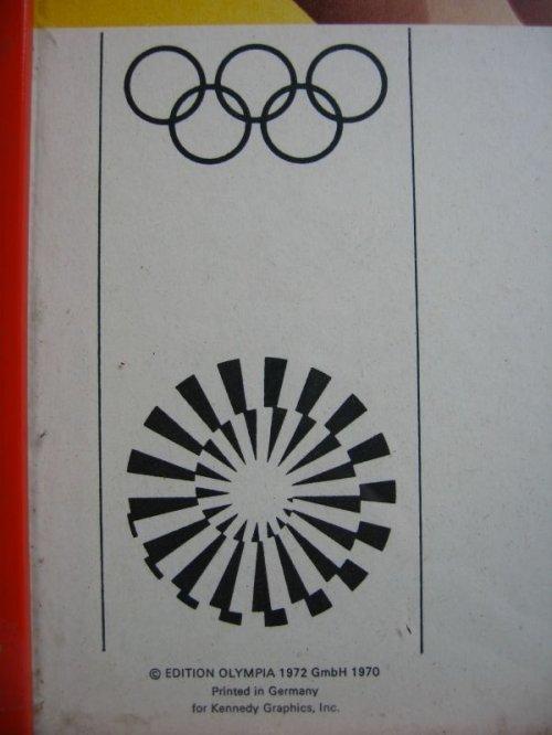 other photographs.3: 1972年 70'S olympic games 1972 munich ミュンヘン オリンピック ポスター ミュージアム ALLEN JONES pop art  münchen hockney アレンジョーンズ アルミフレーム ウォールデコ ウォールオーナメント アンティーク ビンテージ