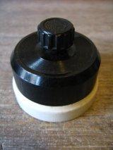 アメリカ製 PERKINS 大型 サーフェイススイッチ ロータリースイッチ ターンスイッチ ベークライト ポーセリン アンティーク ビンテージ