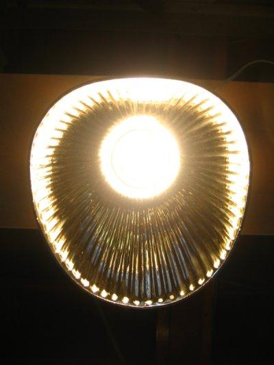 画像5: 1910'S 20'S アーリーセンチュリー mercury glass シーリングライト pittsburgh permaflector ミラーガラス X-Ray シェード 1灯 ポーセリン レセプタクル アンティーク ビンテージ