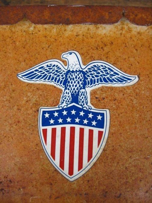 other photographs.3: U.S.MAIL BOX アメリカ ポスト メールボックス 壁掛け デカール メタル シャビーシック アンティーク ビンテージ