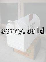 特大 U.S.MAIL BOX アメリカ ポスト メールボックス メタル 特大 アンティーク ビンテージ