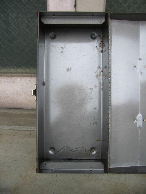 other photographs.3: ツールボックス Vermont American メタルボックス 工具箱 インナートレイ インダストリアル アンティーク ビンテージ