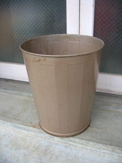 画像2: ダストボックス trash can トラッシュカン ローソン UNITED LAWSON USA ゴミ箱 大 スチール アンティーク ビンテージ