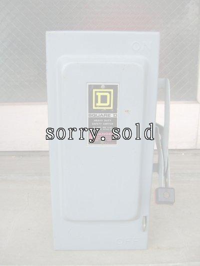 画像2: ブレーカーボックス SAFETY SWITCH ブレーカースイッチBOX アイアンボックス インダストリアル アンティーク ビンテージ