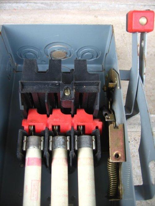 other photographs.3: ブレーカーボックス SAFETY SWITCH ブレーカースイッチBOX アイアンボックス インダストリアル アンティーク ビンテージ