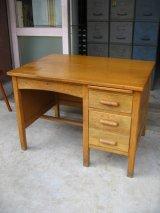ウッドデスク    soho    オフィスデスク    机 テーブル ウッド アンティーク ビンテージ
