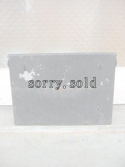 画像2: U.S.MAIL BOX EAGLE アメリカ ポスト メールボックス 壁掛け イーグル 装飾 メタル アンティーク ビンテージ
