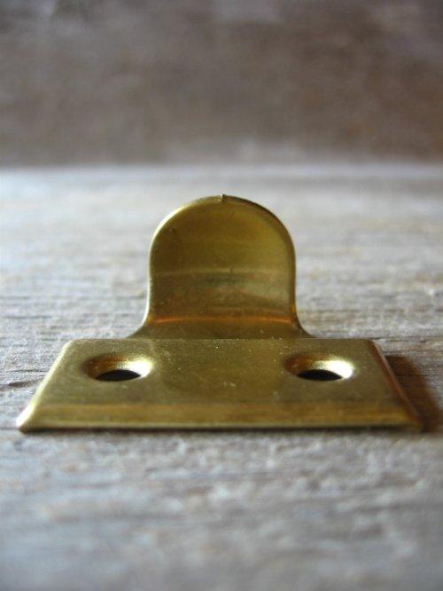 other photographs.2: 家具用引き手 8個セット ドロワープル キャビネット メタル 真鍮メッキ アンティーク ビンテージ
