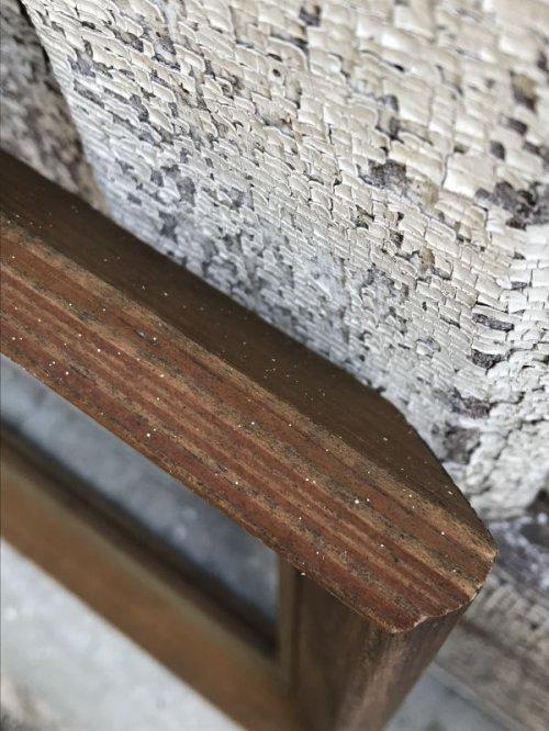 other photographs.1: アンティーク 小型    フレーム ウッド 木製フレーム 額縁 ビンテージ