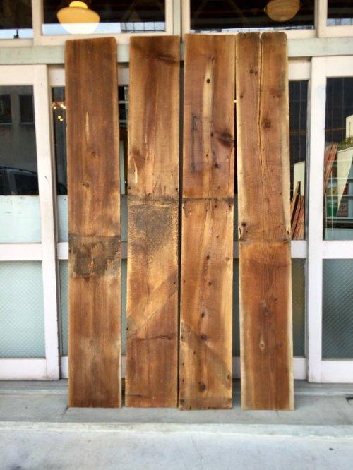 other photographs.2: アンティーク 古材 廃材 バーンウッド シャビーシック アメリカ USA old barn wood ビンテージ