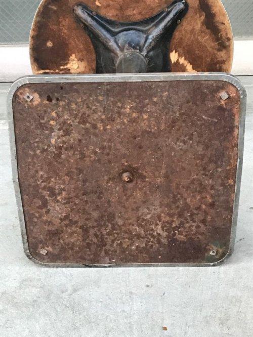 other photographs.1: 1910'S 20'S BAR TABLE バーテーブル ラウンドテーブル クロームテーブル アンティーク ビンテージ