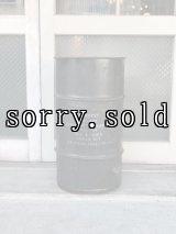 ミリタリー USアーミー MILSPEC ステンシル オイル缶 中型 ドラム缶 トラッシュカン ダストボックス ビンテージ アンティーク