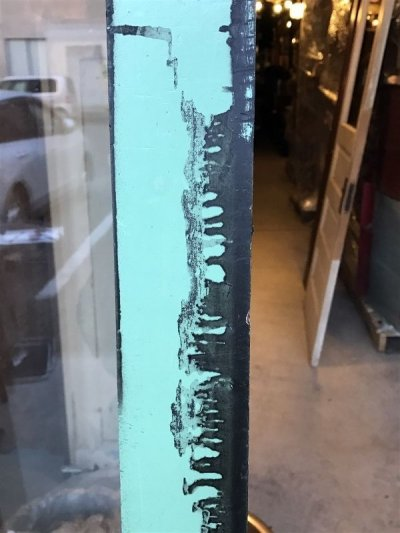 画像5: バーンウッド 天井、床見切り モールディング トランザム  壁材 廃材 装飾 ライトグリーン アンティーク ビンテージ