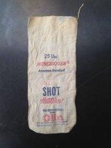 弾丸布袋 コットンサック Winchester Gun ウィンチェスター銃 小物入れ アンティーク ビンテージ