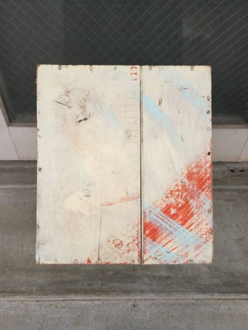 other photographs.2: ウッドボックス シャビーペイント 木箱 ストレージボックス アンティーク ビンテージ