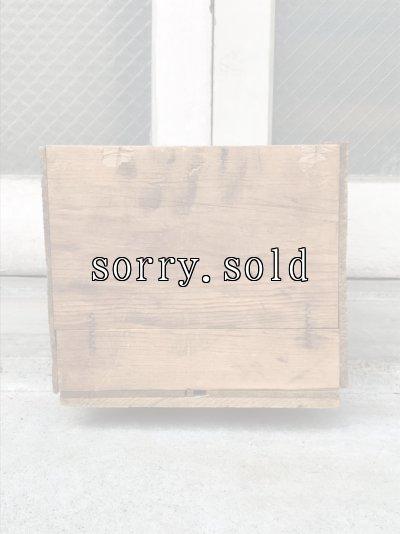 画像5: ウッドボックス Season's Greetings 木箱 ストレージボックス アンティーク ビンテージ