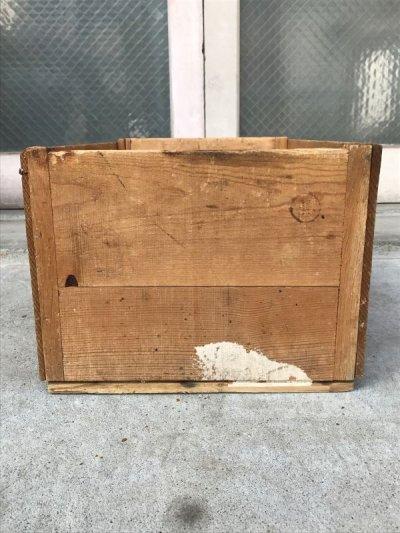 画像4: ウッドボックス 木箱 PINOCHLE ストレージボックス アンティーク ビンテージ