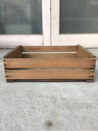 画像5: ベジタブルクレート フルーツクレート richard bagdasarian inc. ウッドボックス 木箱 アドバタイジング アンティーク ビンテージ