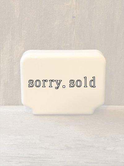 画像5: 洗面 ソープディッシュ ウォールマウント 石鹸台 陶器 ポーセレン ポーセリン アンティーク ビンテージ