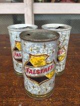 ティン缶 アドバタイジング ビール缶 FALSTAFF ファルスタッフ BEER缶 ビンテージ アンティーク