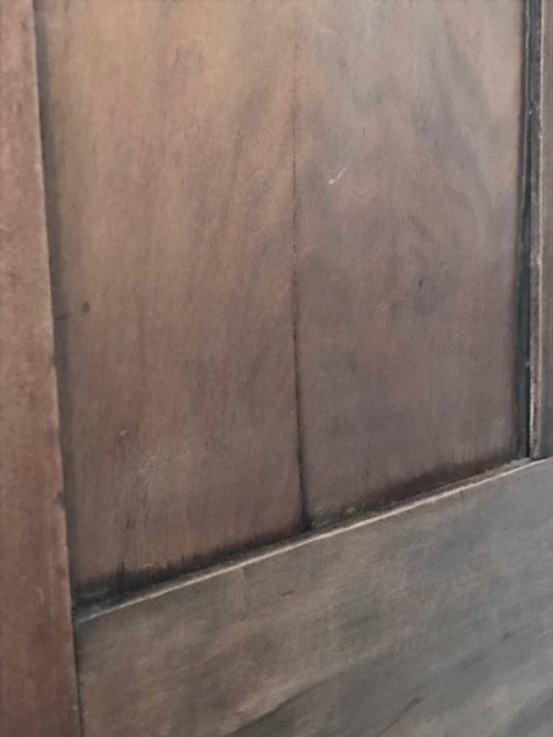 other photographs.3: 1910'S 20'S プリミティヴ primitive カップボード ウッド キャビネット ガラス ショーケース ディスプレイケース 装飾 水屋 食器棚 アンティーク ビンテージ