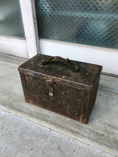 other photographs.1: TOOLBOX U.S.ARMY ミリタリー ammo box  アンモ ツールボックス メタルボックス 工具箱 アーミー 弾丸箱 アンティーク ビンテージ