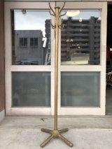 1920'S 30'S ビクトリアン コートハンガー ハンガーラック coat hook ハットハンガー hat hanger アイアン 店舗什器 サークル アンティーク ビンテージ
