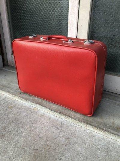 画像1: トランク スーツケース アメリア・イアハート Ameliaearhart 店舗什器に アンティーク ビンテージ