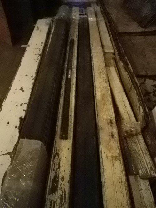 other photographs.3: アンティーク ビードボード old フロアー材 壁材 床材 廃材 30cm×30cm@ Bead-Board ホワイト 白 シャビー ビンテージ