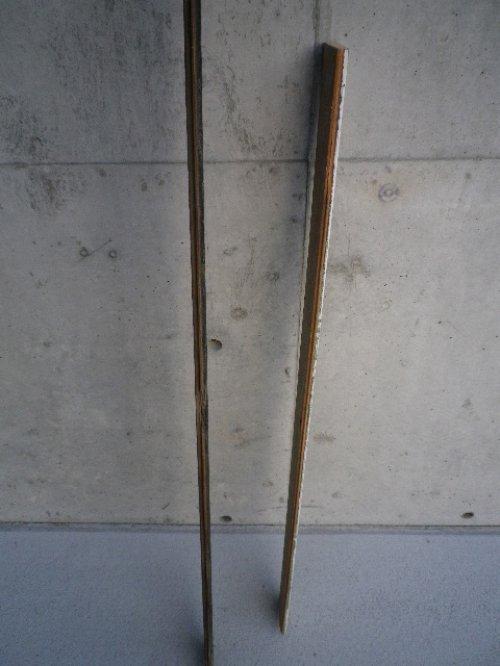 other photographs.1: アンティーク ビードボード old フロアー材 壁材 床材 廃材 30cm×30cm@ Bead-Board ホワイト 白 シャビー ビンテージ