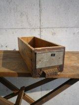 アンティーク 引き出し 取っ手付き 小 木製ドロワー シャビーシック ビンテージ