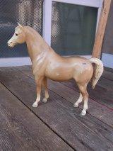 アンティーク 馬 ホース 馬形 オブジェ プラスチック ビンテージ