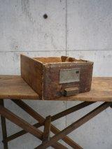 アンティーク 引き出し 取っ手付き 大 木製ドロワー シャビーシック ビンテージ