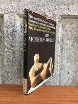The Modern World by Norbert Lynton (1965, Hardback) 洋書 アート本 モダンアート スカルプチャー アーキテクチャー 19世紀〜20世紀 アンティーク ビンテージ