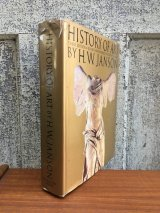 History of Art by H. W. Janson (Abrams, 1986) 洋書 アート本 ミケランジェロ ミロ エジプト モアイ ピカソ アート 彫刻 スカルプチャー アーキテクチャー 紀元前〜1980'S アンティーク ビンテージ