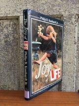 The Joy of Life by Philip B. Kunhardt, Jr. 1989 フォトグラファー ピクチャー ライフマガジン アーカイブ 写真家 カメラマン 洋書 ライフ誌 本 ビンテージ アンティーク