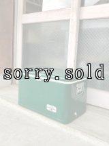 サーモス クーラーボックス THERMOS グリーン ビンテージアウトドア アンティーク ビンテージ