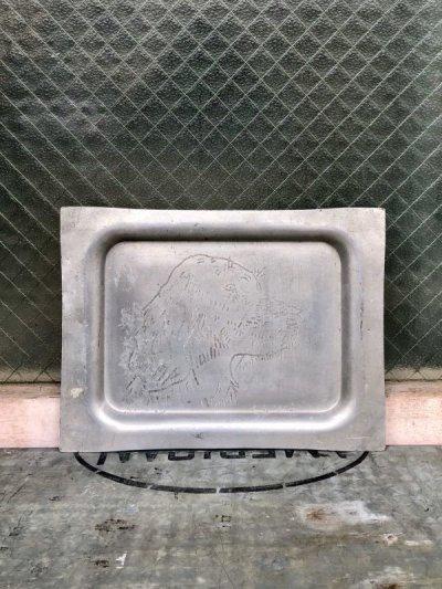 画像2: 犬 アイリッシュ セッター ゴールデン ラブラドール レトリバー アクセサリー トレイ ブレッドパン ハンドメイド アンティーク ビンテージ